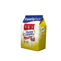 Three Crowns Milk full range of products