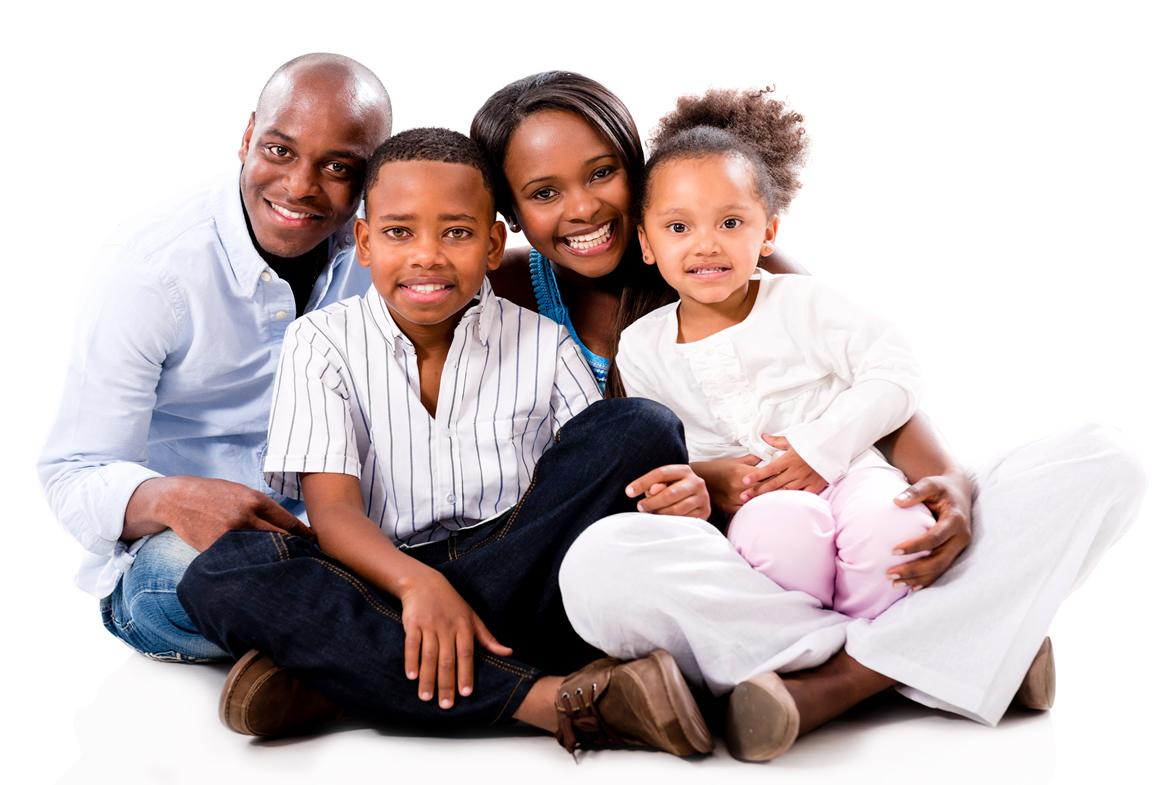 Afo American family