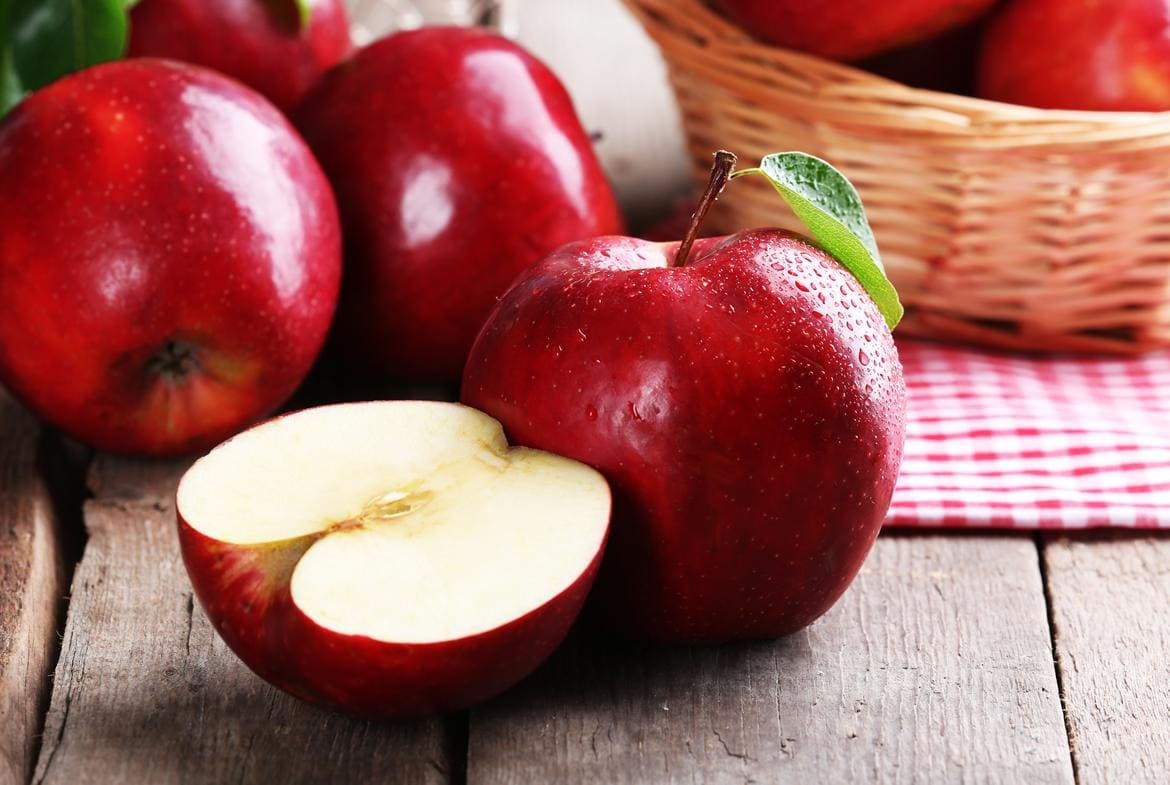 amazing benefits of apples