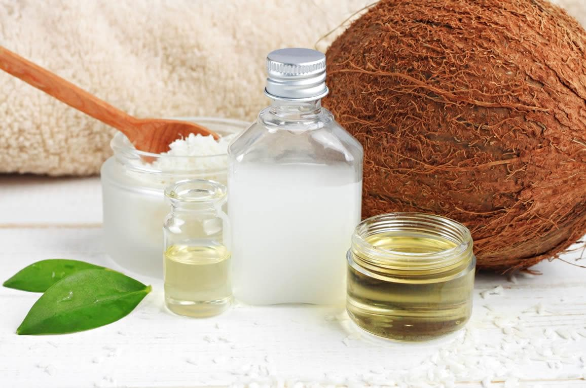 Coconut Hair repairing mask