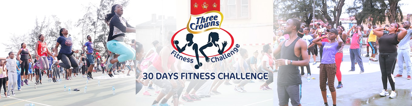 30 days fitness challenge season 3 banner